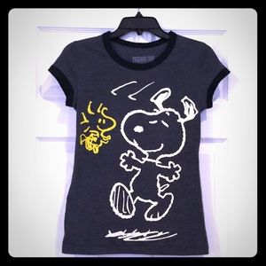 Peanuts Snoopy and Woodstock T-Shirt